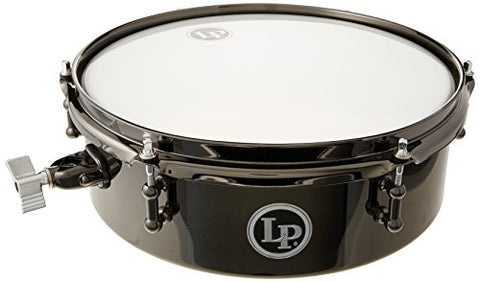 Lp Drum Set Timbale 4X12 Black Nickle