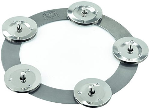 Meinl Cymbals Ching Ring - Steel Tambourine Jingle Effect for Hihats, Crashes, Rides and Cymbal Stacks CRING
