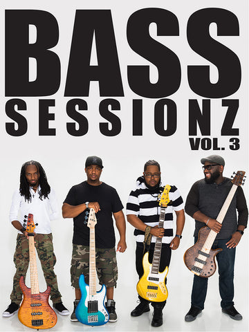 Bass Sessionz Vol. 3 (DVD)