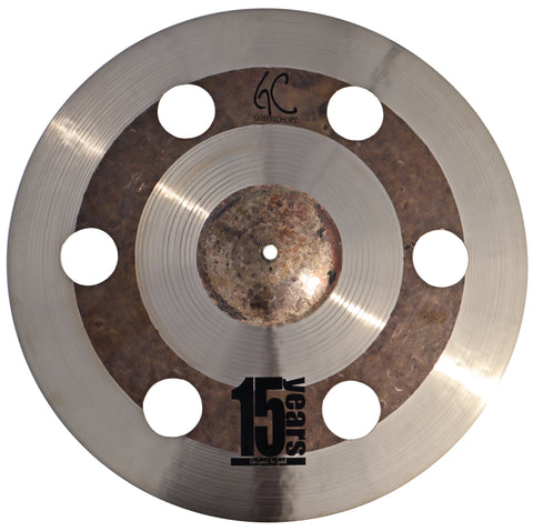 Limited Edition 15th Year Anniversary Crash Cymbal