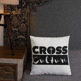 Premium CROSS Culture Pillow