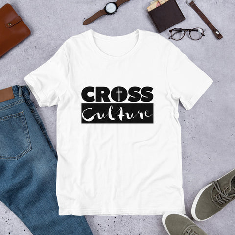 Short-Sleeve Unisex CROSS Culture T-Shirt