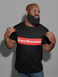 """Super Drummer"" T-Shirt"