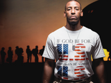 """If God Be For US"" T-Shirt"