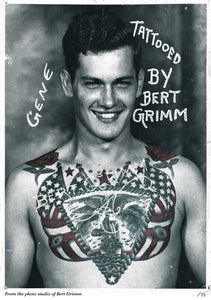 Gene Grimm 11x15 Poster by Bert Grimm® Official