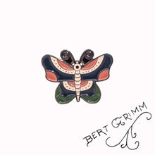 Load image into Gallery viewer, Bert Grimm® Butterfly Enamel Pin