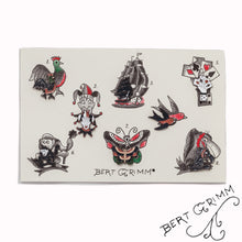 Load image into Gallery viewer, Bert Grimm® Official 8 Pin Pack