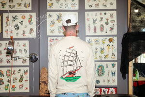 Bert Grimm® Pirate long sleeve t shirt