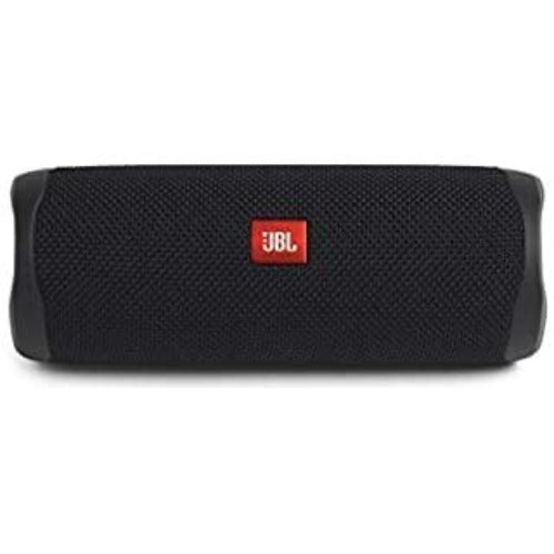 JBL FLIP 5 Waterproof Portable Bluetooth Speaker - Black - Techmatic