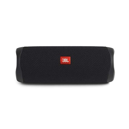 JBL FLIP 5  Waterproof Portable Bluetooth Speaker  Black (New Model) - Techmatic