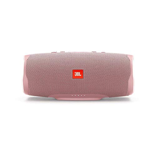 JBL Charge 4  Waterproof Portable Bluetooth Speaker  Pink - Techmatic