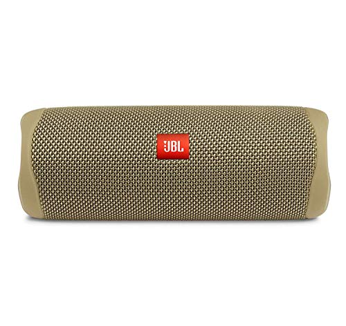 JBL FLIP 5  Waterproof Portable Bluetooth Speaker  Sand (New Model) - Techmatic