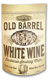 Mr. Bar-B-Q 05041BC Old Barrel White Wine Barbecue Smoking Chips, Brown