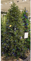 Special Happy 7.5ft Chugach Tree Instant Connect Tree, 1430 Tips, 650 LED