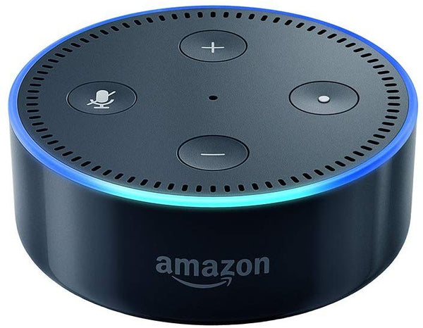 Amazon Echo Dot, 2nd Gen, Black - Techmatic