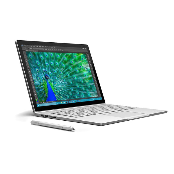 Microsoft Surface Book (256 GB, 8 GB RAM, Intel Core i5, NVIDIA GeForce Graphics) - Techmatic