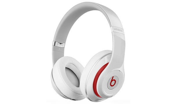 Beats Studio 2  Wireless White, MH8J2ZM/A - Techmatic