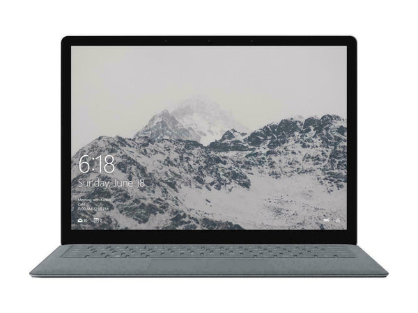 "Microsoft Surface Laptop LJP-00001 13.5"" Touchscreen Laptop i5-7200U 8GB 128GB SSD, Manufacturer Refurbished - Techmatic"