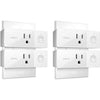 Wemo Mini Smart Plug, Wi-Fi Enabled (F7C063-RM2)Certified Refurbished