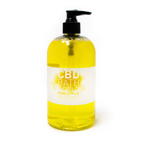 Pineapple Body Wash