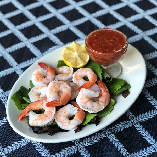 KETO SHRIMP COCKTAIL