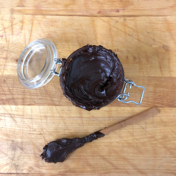 KETO DARK CHOCOLATE GANACHE