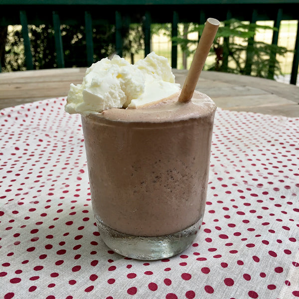 KETO FROZEN HOT CHOCOLATE