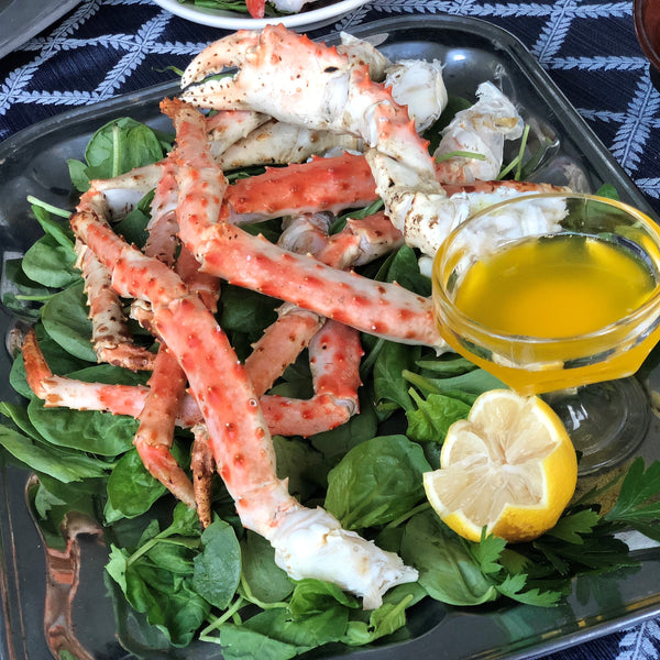 KETO KING CRAB LEGS
