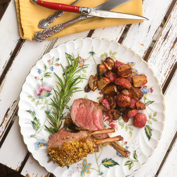 KETO RACK OF LAMB