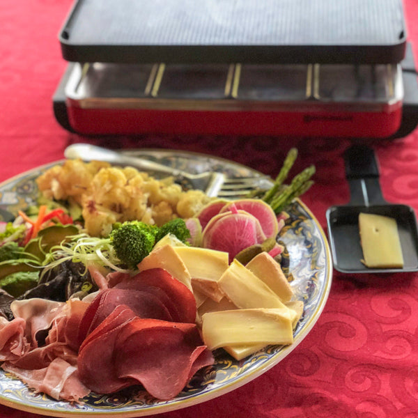 KETO RACLETTE PARTY