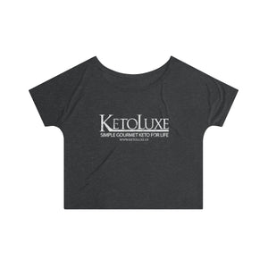 Washed & Worn KetoLuxe Logo Shirt - Women's Slouchy top