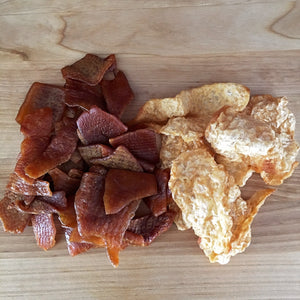 Microwave Pork Rinds