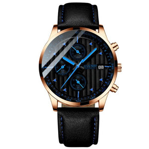 Minor Sweep-Chronograaf horloge heren-Space Gold-TrendBody