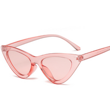 Afbeelding in Gallery-weergave laden, Cat Frame-Cat eye zonnebril dames-Candy Pink-TrendBody
