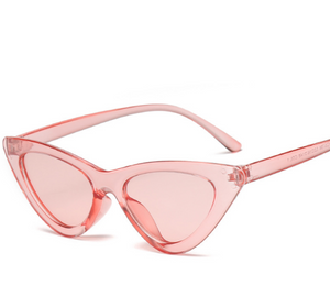 Cat Frame-Cat eye zonnebril dames-Cat eye zonnebril-Candy Pink-TrendBody