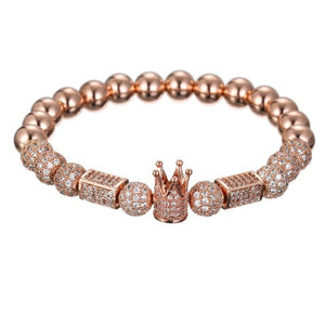 Imperial Light-Gouden armband dames-Gouden armband-Rose Gold-TrendBody