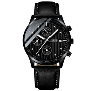 Minor Sweep-Chronograaf horloge heren-Space Black-TrendBody