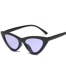 Load image into Gallery viewer, Cat Frame-Cat eye zonnebril dames-Cat eye zonnebril-Space Pastel Purple-TrendBody