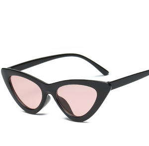 Cat Frame-Cat eye zonnebril dames-Cat eye zonnebril-Space Pink-TrendBody