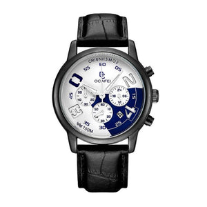 Luminous Watch-Chronograaf horloge heren-Space Blue-TrendBody
