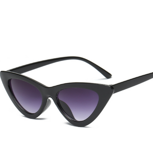 Cat Frame-Cat eye zonnebril dames-Cat eye zonnebril-Space Purple-TrendBody