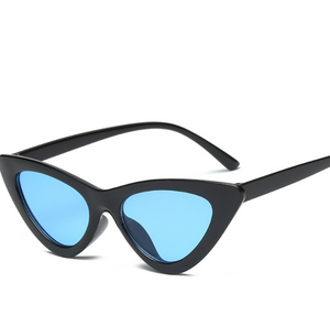 Cat Frame-Cat eye zonnebril dames-Cat eye zonnebril-Space Blue-TrendBody
