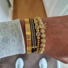 Load image into Gallery viewer, Luxury Roman-Gouden armband heren-Gouden armband-TrendBody