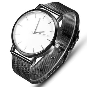 Pocket Classic-Analoog horloge dames-Space White-TrendBody