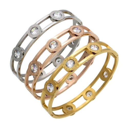 Full Charriot-Slavenarmband dames-Royal Gold-TrendBody