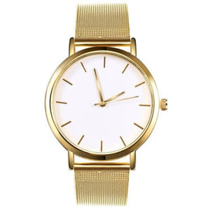 Pocket Classic-Analoog horloge dames-Royal Gold-TrendBody