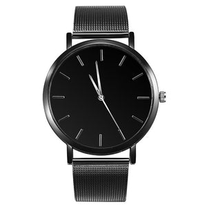 Pocket Classic-Analoog horloge dames-Space Black-TrendBody