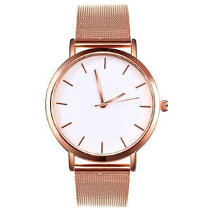 Pocket Classic-Analoog horloge dames-Rose Gold-TrendBody
