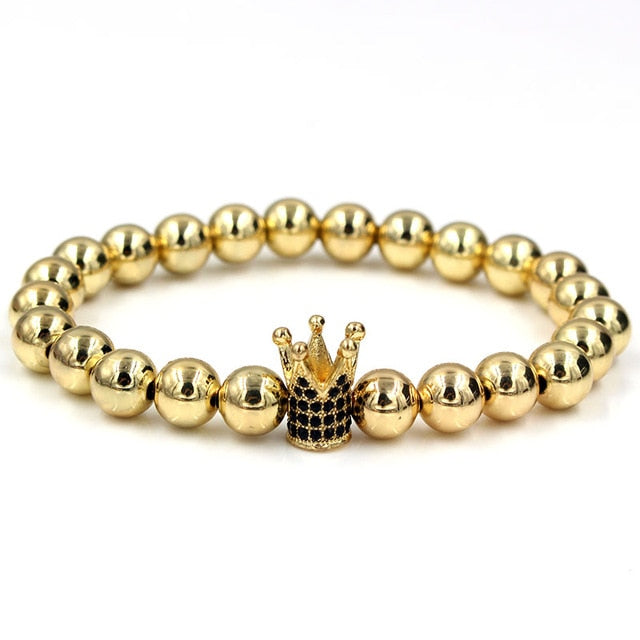 Shine Through-Gouden armband dames-Gouden armband-Royal Gold-TrendBody