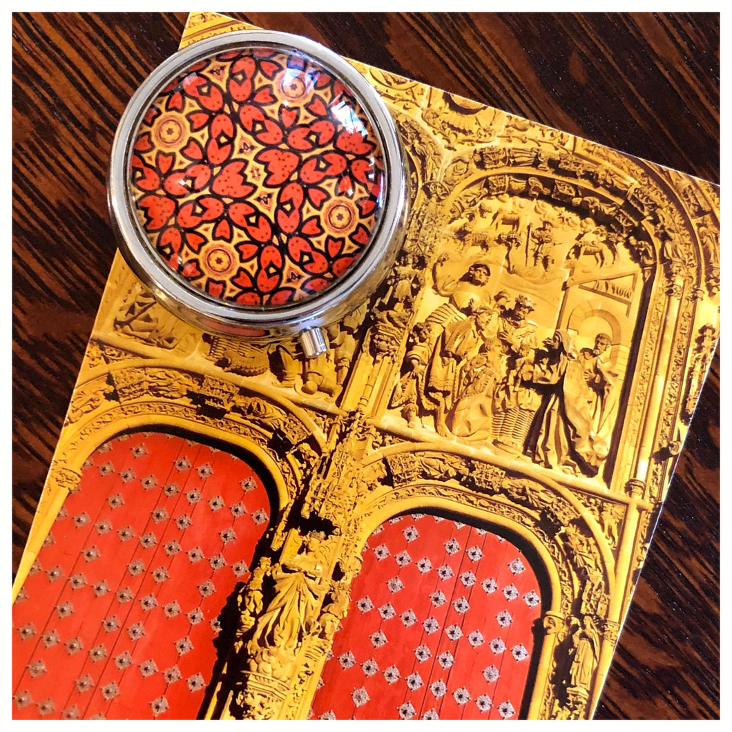 BeauLouDesigns Pill Boxes